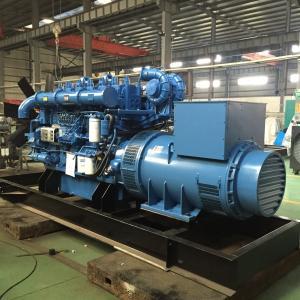 Low Price 1000KVA Open Diesel Generator 50Hz 3 Phase AC 400V China Generator Manufactures