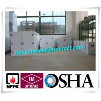 Polypropylene Safety Storage Cabinets For Hazardous Storage Containers
