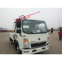Light Duty 90km/H Commercial Cargo Truck Manufactures