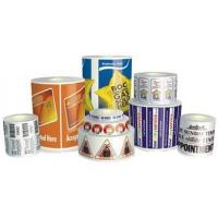 Rose Oil Food Packaging Labels Roll Custom Shapes Eco Friendly Manufactures