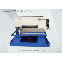 High Definition Flatbed Small Format UV Printer Accurate Easy Operation Manufactures