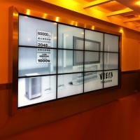 Buy cheap Wifi Transparent Digital Signage Video Wall 43 Inch Android Or PC system from wholesalers