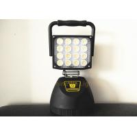 Head Adjustable Rechargeable Led Work Light Magnet Standing LED Work LampPower Bank Manufactures