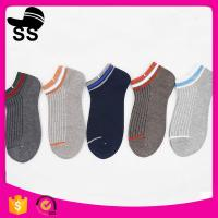 Cheap Protection Daily Life breathability Jacquard 69% Cotton25 % Polyester 6%Spandex Hosiery Men Winter Knitting Socks Manufactures