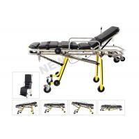 High Quality Multi Functional And Multi-lever Folding Ambulance Stretcher Chair Manufactures