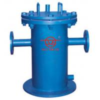 Industrial Basket Strainer With Filter Screen Meshes High Filter Precision Manufactures