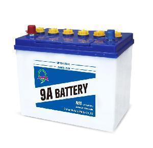 China Maintenance Free Car Battery  N120 on sale