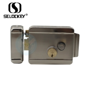 China Nickel Plating Rim Door Locks on sale