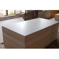 16mm&18mm white HPL plywood Manufactures