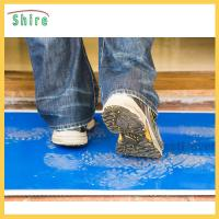 High Strength Sticky Dust Mats , Walk Off Sticky Mats For Clean Rooms