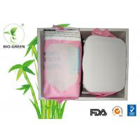 Customized Color Hypoallergenic Baby Wipes , Square Biodegradable Diaper Wipes Manufactures