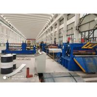 Hot Rolled Steel Hydraulic Material Metal Slitter Machine Pipe Blade Shaft Ф300mm Manufactures