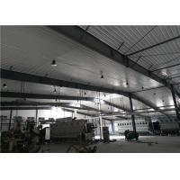 Construction design large span color coated Philippines light steel structure industrial workshop Manufactures