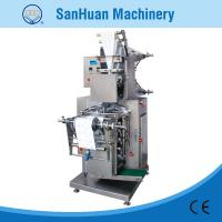 Cheap Medicine Plaster / Napkin Paper Four Side Sealing Packing Machine 100-160 Bags/Min for sale