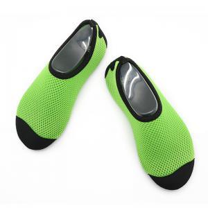 Outdoor Air Mesh Swim Shoes Soft Sole Comfortable Gym Mesh Aqua Shoes Manufactures