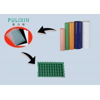 High Strength Polystyrene Matte Transparent Plastic Sheet Roll For Industrial Manufactures