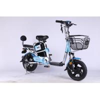 48V 12Ah 350W Big Loading Foldable Electric Bike Cargo Pedal Bicycle Vehicle Manufactures