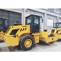 China 8000kg 608S Heavy Equipment Roller , Small Road Roller Construction Machinery on sale