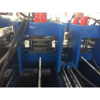 Cheap High Efficiency 11Kw Cable Tray Making Machine Servo Feeding 10 Meters / Min for sale