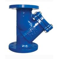 Y Type Industrial Strainer High Filter Precision High Assimilative Capacity Manufactures