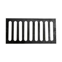 China B2040G Drain grating cover suppliers of ductile cast iron sewage grid drainage channel grate longlife 200x400x20mm on sale