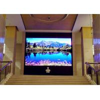 Buy cheap 1R1G1B Rental Indoor Led Display Screen P3.91 DC5V Die Casting Aluminum from wholesalers