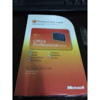 Full version Microsoft Office 2010 Professional Retail Box office computer software Manufactures