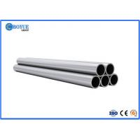 Round Hot Dip Galvanized Tube , Oil Square Carbon Steel Gas Pipe 1-12m Manufactures
