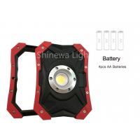 5W High Lumen Rechargeable Led Work Light Portable Cordless With AA Battery Manufactures