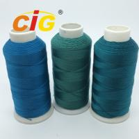Eco Friendly High Tencity Thread 150D/3 Garments Accessories For Sewing Leather Manufactures