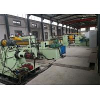 5-15 Strips High Linear Speed Stainless Steel Slitting Machine Heavy Load Long Durability Manufactures