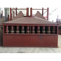 Cheap Ceramic Type Multicyclone Dust Collector , Multi Cyclone Separator for sale