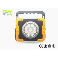 9x3W Rechargeable LED Work Light with Rotatable And Magnetic Stand Manufactures