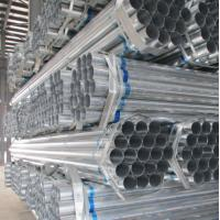 2 inch pre galvanized steel pipe made in China market exporter mill factory Manufactures