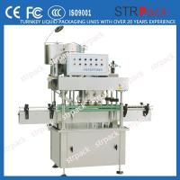 Cheap Automatic Bottle Screw Automatic Inline Capping Machine 60 - 120 Bottles for sale