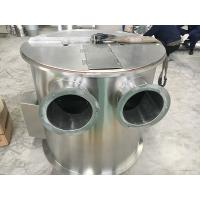 Bag filter dust cleaning fluid bed granulating machine with sieve 200 meshes