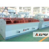 SF2.8 Froth Flotation Machine Ore Dressing Plant for Copper Beneficiation Process Manufactures