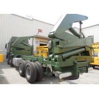 20 / 40 Feet Container Side Loader Truck 37 Tons For Container Loading And Lifting Manufactures