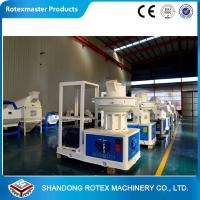 Wood pellet machine pellet making machine biomass pellet machine China supply Manufactures