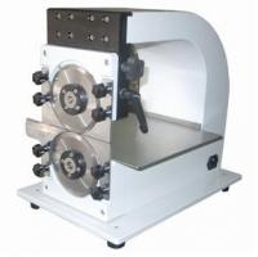 Motorized pre - scored PCB Separator Machine / Small Pcb Depanelizer