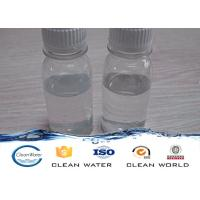 A/B Agent clear liquid with light blue Coagulant for paint fog Recirculating water flocculant Textile printer Flocculant Manufactures