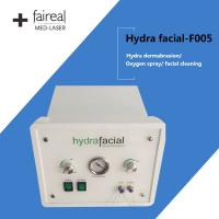 Hydra dermabrasion oxygen facial machines and cleansing make skin revitalizer Manufactures