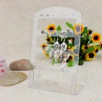 Plastic Acrylic Jewelry Earring Display Rack High Gloss Acrylic Jewelry Stand Manufactures