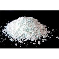 China Calcium Chloride 77% min flakes on sale
