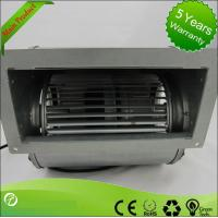 High Efficiency AC Double Inlet Centrifugal Fans Blower For Heat Recovery Manufactures