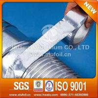 HVAC fireproof heat resistant aluminum foil tape For Air Conditioner Manufactures