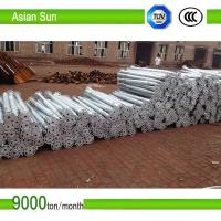 Top quality ground screw piles Manufactures
