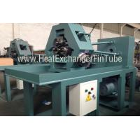 Cheap Extruded Low Fin Tube Machine , OD12mm ~ OD 25.4mm with 26 FPI / 28FPI / 30FPI / 36FPI for sale