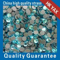 lead free hot fix strass jet hematite color Manufactures