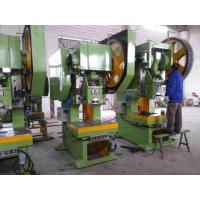 Fixed Table Eccentric Press Machine 200 Ton With Advanced Hydraulic System Manufactures